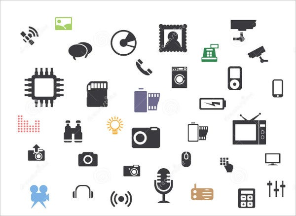 Web Multimedia Icon