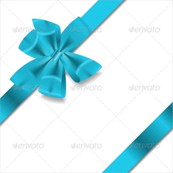 Gift Ribbon Vector