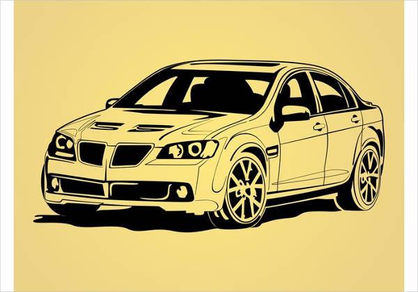 free car vector