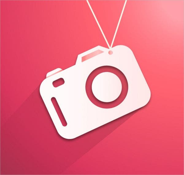 free camera vector