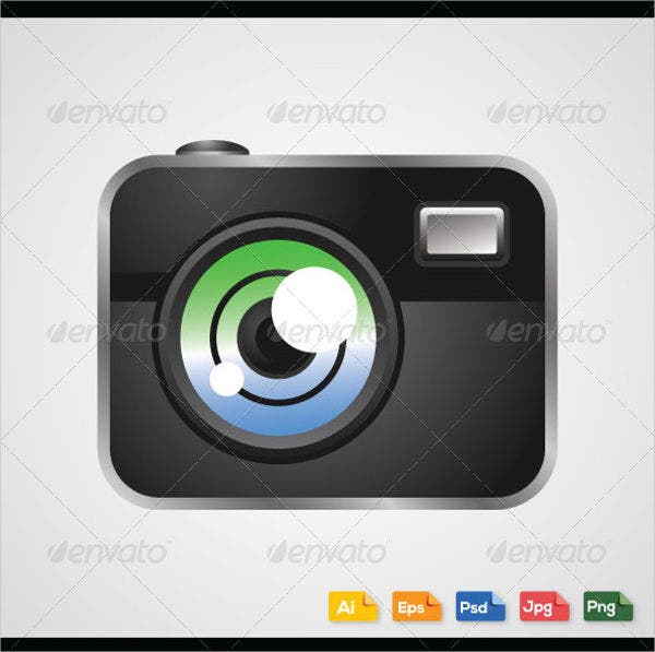 digital-camera-vector
