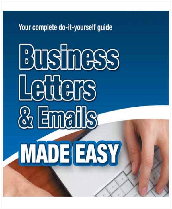 official business email template