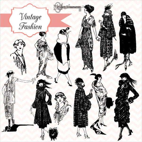 vintage-fashion-illustration