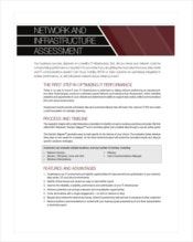 network-infrastructure-assessment-template