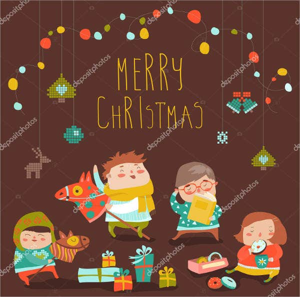 christmas-book-illustration