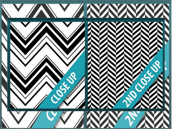 Chevron Stripes Patterns