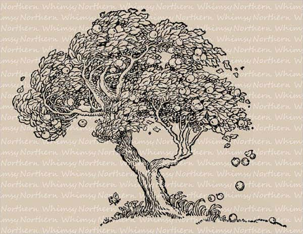 vintage-tree-illustration