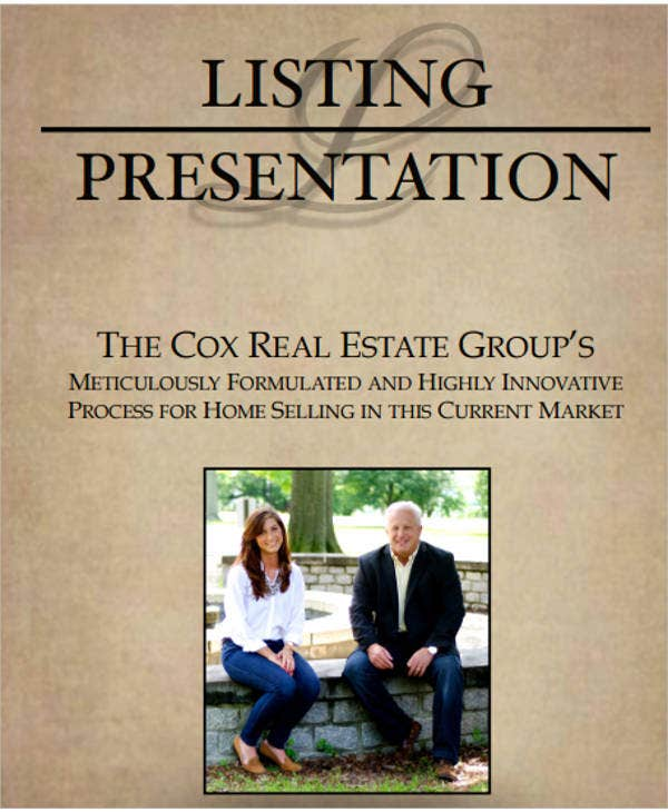 7+ Real Estate Presentation Templates