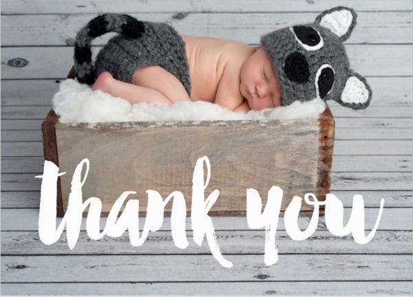 baby-thank-you-bookmark-template