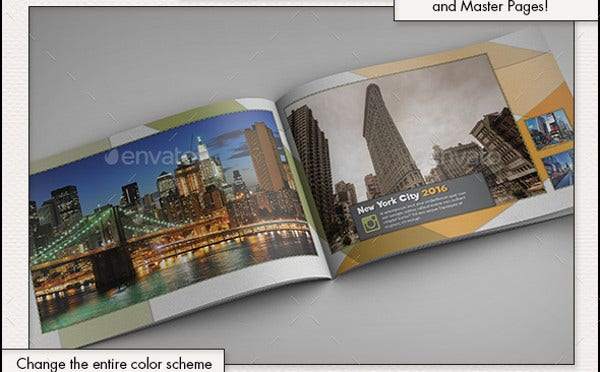 Travel Photo Album Template  Photo Album Templates Free