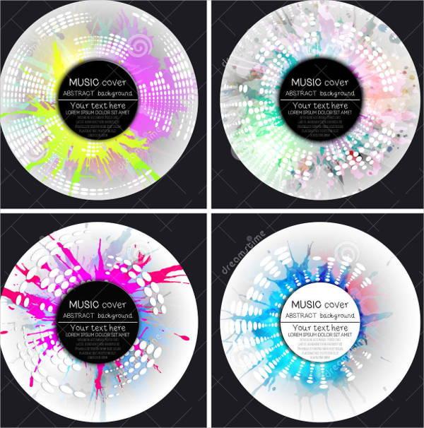 music-album-cover-template