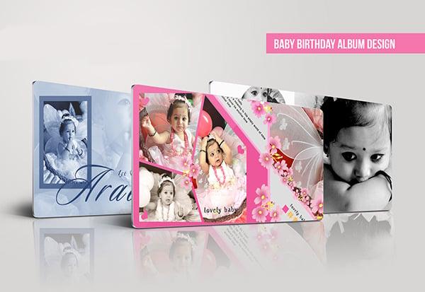 baby-birthday-album-template