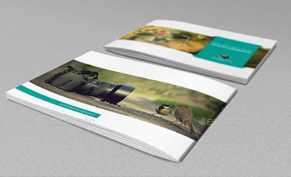 Professional Photography Album Template