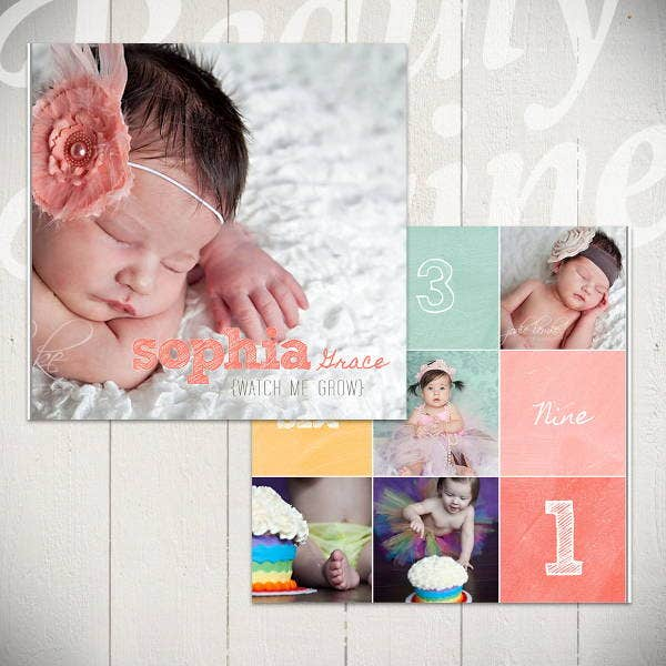 baby-first-year-album-template