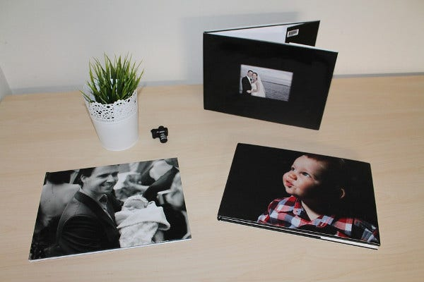 Digital Photography Album Template