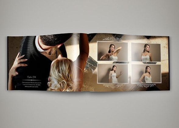 family-wedding-album-template