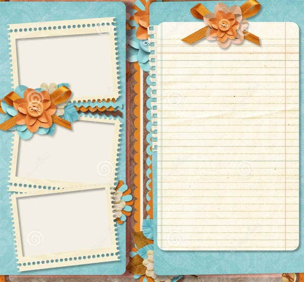 vintage-family-album-template