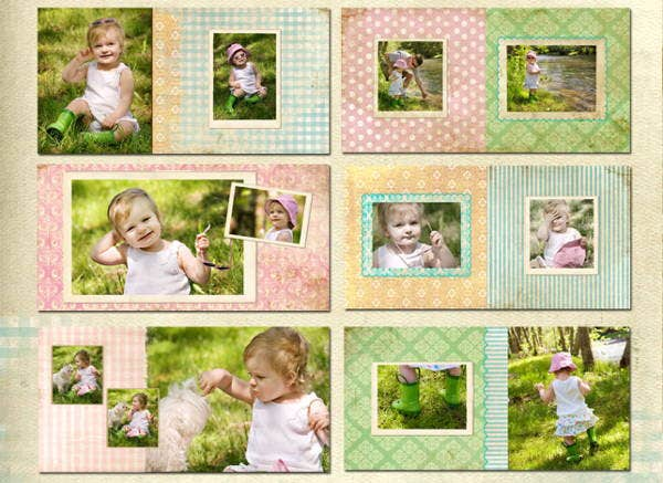 vintage-birthday-album-template