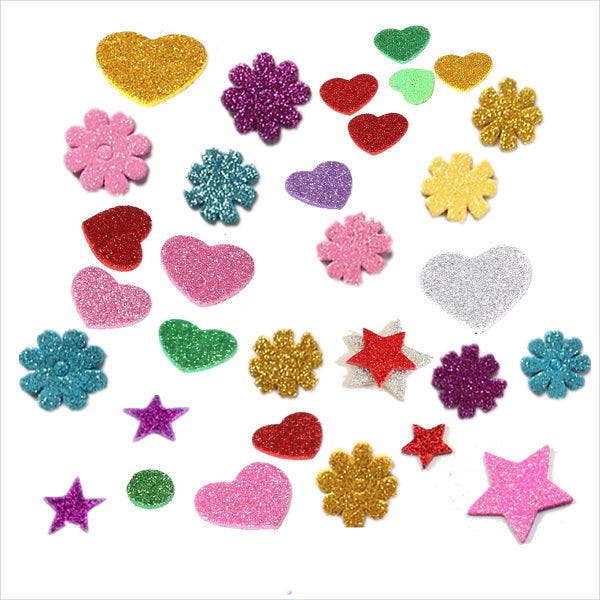 glitter-wall-stickers