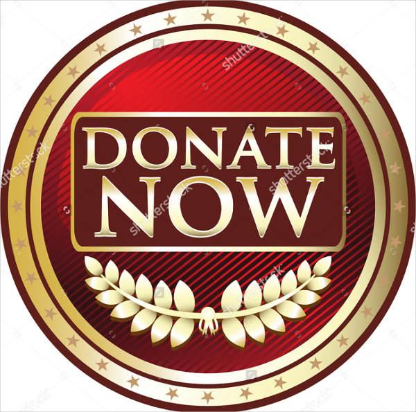 vintage-donation-button