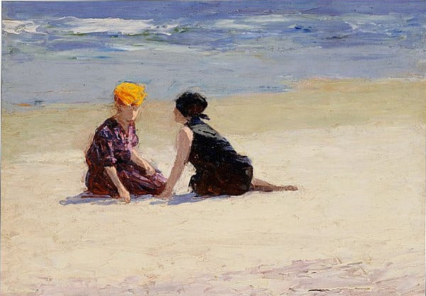 couple-on-beach-painting