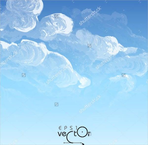 blue-sky-painting