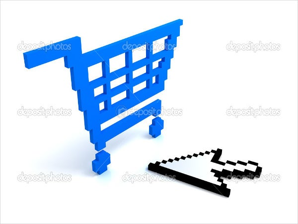 add to cart button with cursor