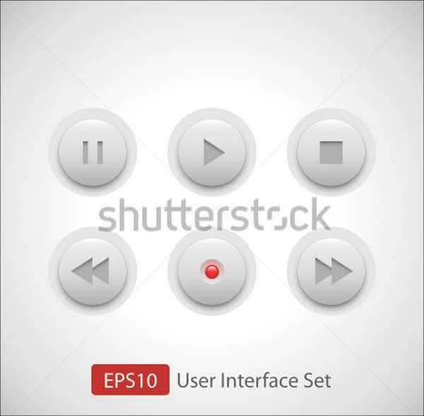 multimedia stop button