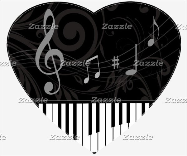 music-wall-stickers