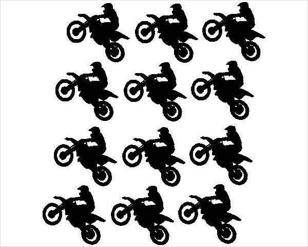 Sports Bike Stickers