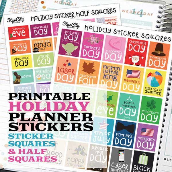 holiday-planner-stickers