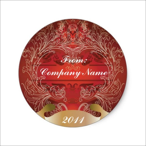 corporate-holiday-stickers