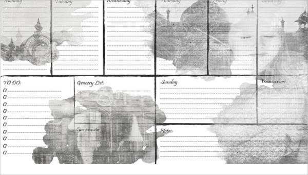 5projectactivityscheduletemplates