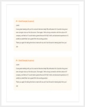 190 sample email template free premium templates