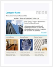 business-email-newsletter-templates