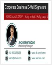 clean-corporate-business-e-signature-templates