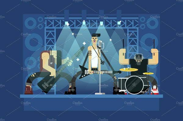 rock-band-music-illustration