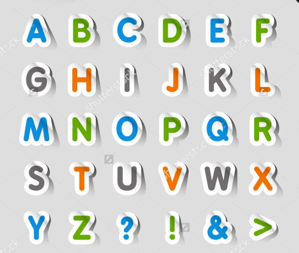 small-alphabet-stickers