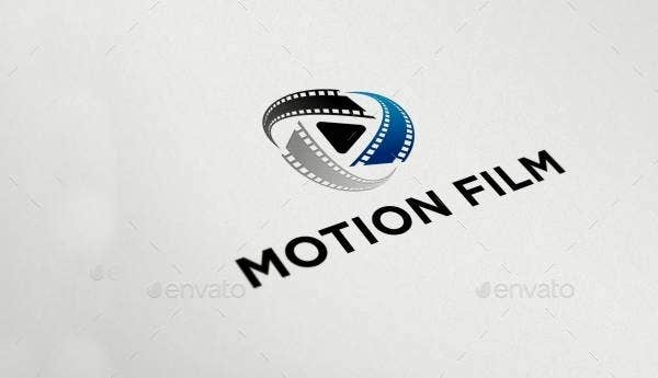 motion film logo