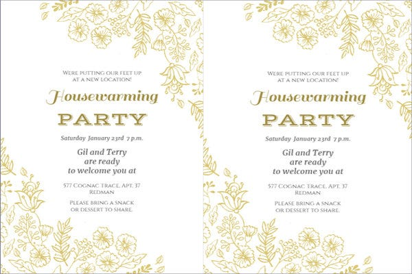 11 Ceremony Invitation Templates Free Editable PSD AI Vector – Ceremony Invitation Template
