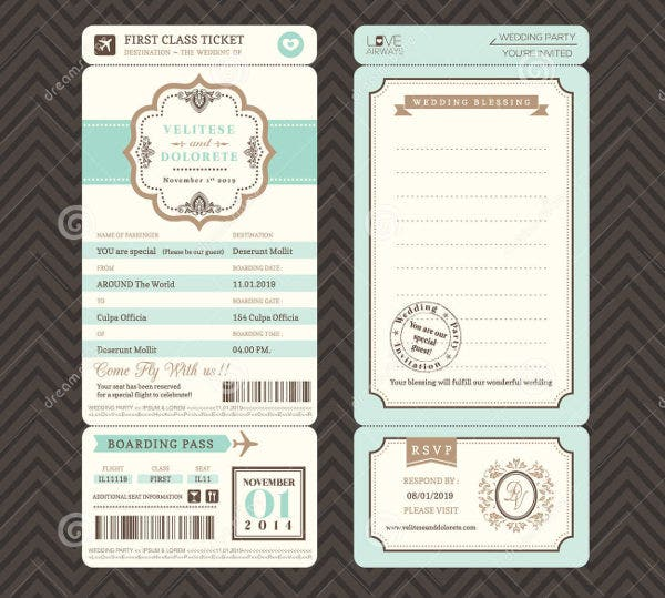 vintage-ticket-invitation-template