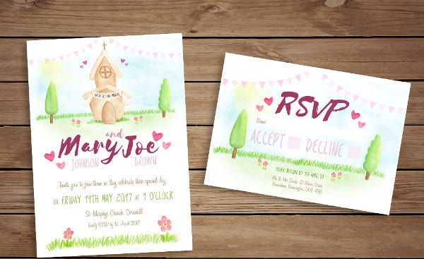 church-wedding-invitation-template