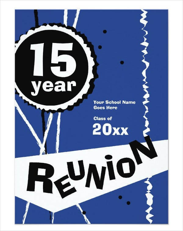 class-reunion-invitation-template