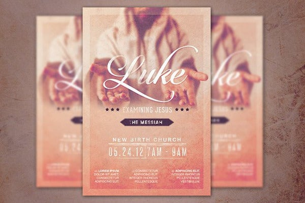 free-church-invitation-template