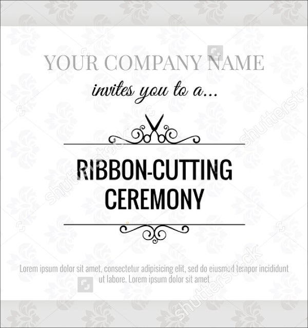 Opening ceremony invitation template business grand opening invitation wording gse bookbinder on stopboris Gallery