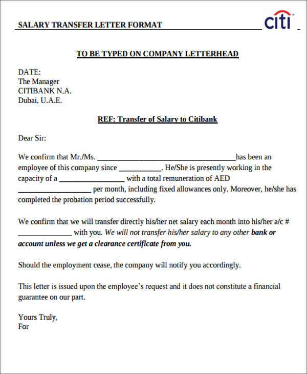 sample letter for opening bank account for company