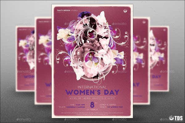 womens-day-nature-poster