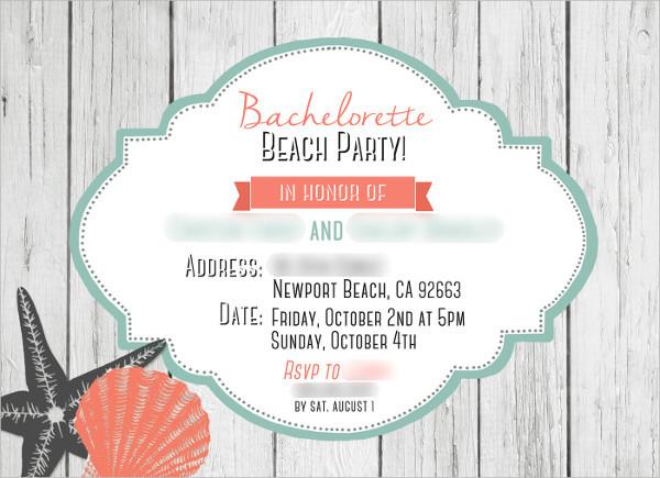 beach bachelorette party invitation2