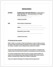 free-investor-contract-template-in-pdf