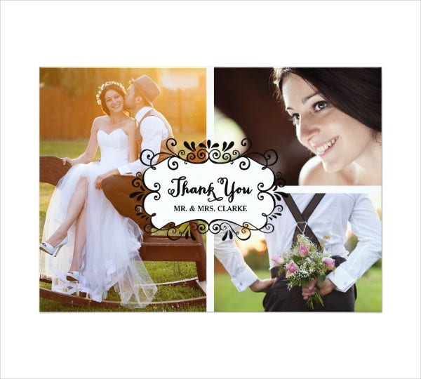 photo collage invitation template